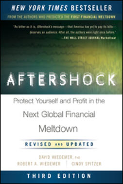 Spitzer, Cindy - Aftershock: Protect Yourself and Profit in the Next Global Financial Meltdown, ebook