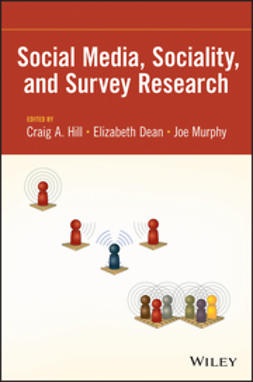 Dean, Elizabeth - Social Media, Sociality, and Survey Research, ebook