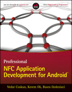 Coskun, Vedat - Professional NFC Application Development for Android, ebook
