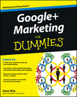 Stay, Jesse - Google+ Marketing For Dummies, ebook
