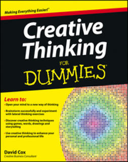 Cox, David - Creative Thinking For Dummies, e-kirja