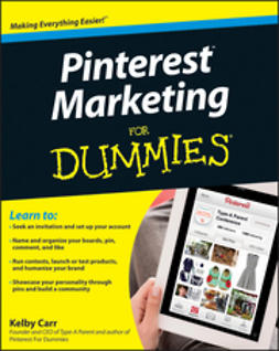 Carr, Kelby - Pinterest Marketing For Dummies, ebook