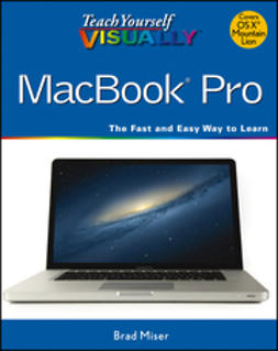 Miser, Brad - Teach Yourself VISUALLY MacBook Pro, ebook