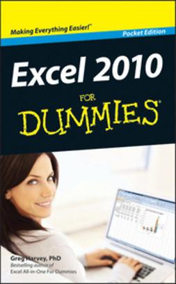 Harvey, Greg - Excel 2012 For Dummies, e-bok
