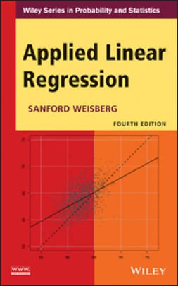 Weisberg, Sanford - Applied Linear Regression, e-kirja