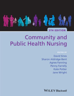Sines, David - Community and Public Health Nursing, e-kirja