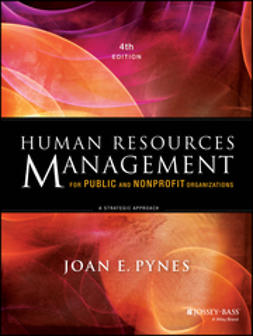 Pynes, Joan E. - Human Resources Management for Public and Nonprofit Organizations: A Strategic Approach, e-bok