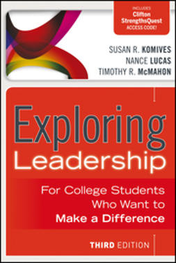 Komives, Susan R. - Exploring Leadership: For College Students Who Want to Make a Difference, ebook