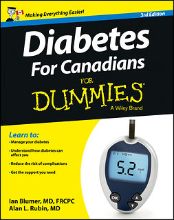 Blumer, Ian - Diabetes For Canadians For Dummies, e-kirja