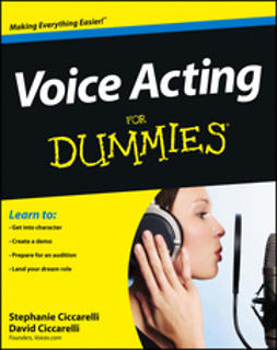 Ciccarelli, David - Voice Acting For Dummies, ebook