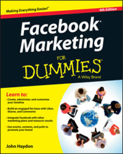 Haydon, John - Facebook Marketing For Dummies, ebook