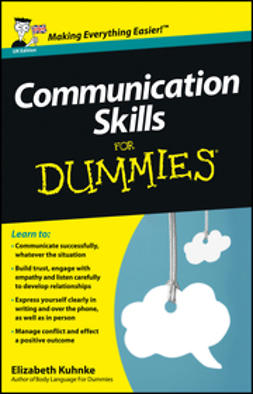Kuhnke, Elizabeth - Communication Skills For Dummies, ebook