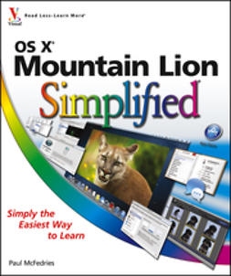 McFedries, Paul - OS X Mountain Lion Simplified, ebook