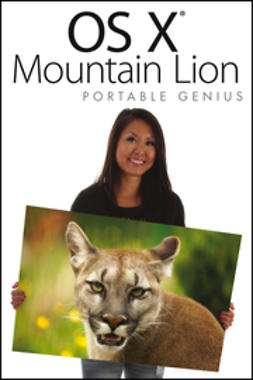 Spivey, Dwight - OS X Mountain Lion Portable Genius, ebook