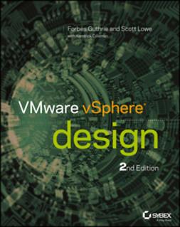 Guthrie, Forbes - VMware vSphere Design, ebook