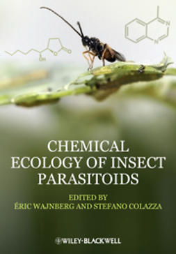 Colazza, Stefano - Chemical Ecology of Insect Parasitoids, e-bok
