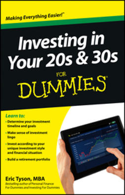 Tyson, Eric - Investing in Your 20s & 30s For Dummies, e-kirja