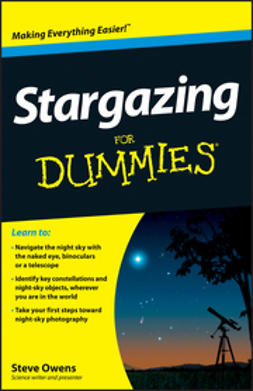 Owens, Steve - Stargazing For Dummies, ebook