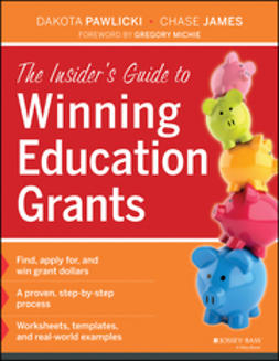 James, Chase - The Insider's Guide to Winning Education Grants, ebook