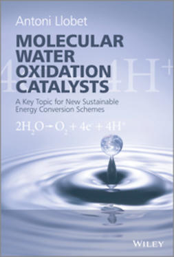 Llobet, Antoni - Molecular Water Oxidation Catalysis, ebook