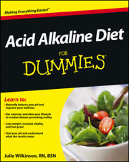 Wilkinson, Julie - Acid Alkaline Diet For Dummies, e-kirja