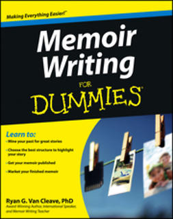 Cleave, Ryan Van - Memoir Writing For Dummies, ebook