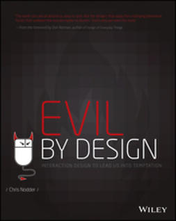 Nodder, Chris - Evil by Design: Interaction design to lead us into temptation, e-bok