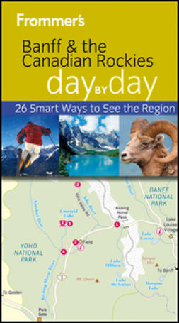 Pashby, Christie - Frommer's Banff & the Canadian Rockies Day by Day, e-kirja
