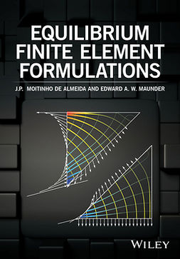 Almeida, J. P. Moitinho de - Equilibrium Finite Element Formulations, ebook