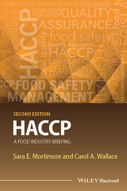 Mortimore, Sara E. - HACCP: A Food Industry Briefing, e-bok