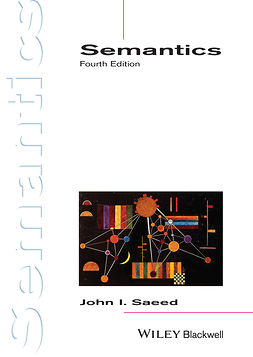 Saeed, John I. - Semantics, ebook