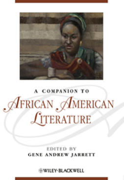 Jarrett, Gene Andrew - A Companion to African American Literature, e-bok