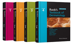 Barker, Jonathan - Rook's Textbook of Dermatology, 4 Volume Set, e-kirja
