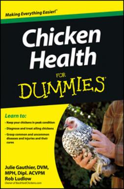 Gauthier, Julie - Chicken Health For Dummies, ebook