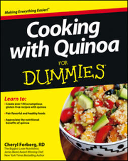 Forberg, Cheryl - Cooking with Quinoa For Dummies, ebook