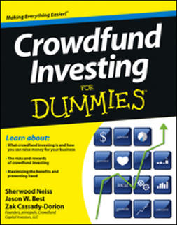 Neiss, Sherwood - Crowdfund Investing For Dummies, ebook