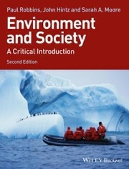 Robbins, Paul - Environment and Society: A Critical Introduction, ebook