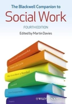 Davies, Martin - The Blackwell Companion to Social Work, ebook