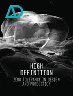 Sheil, Bob - High Definition: Zero Tolerance in Design and Production AD, e-bok