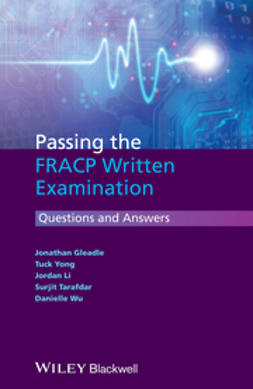 Gleadle, Jonathan - Passing the FRACP Written Examination: Questions and Answers, e-bok