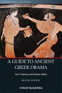 Storey, Ian C. - A Guide to Ancient Greek Drama, e-kirja
