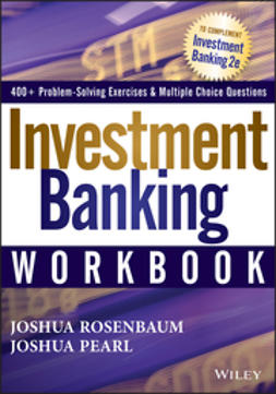 Rosenbaum, Joshua - Investment Banking Workbook, e-bok
