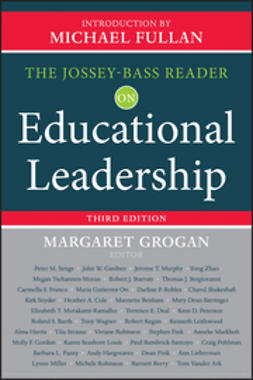 Grogan, Margaret - The Jossey-Bass Reader on Educational Leadership, e-bok