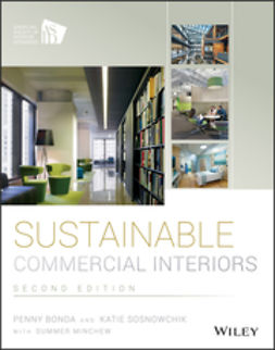 Bonda, Penny - Sustainable Commercial Interiors, ebook
