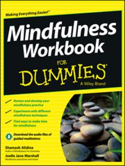 Mindfulness workbook for dummies / Shamash Alidina