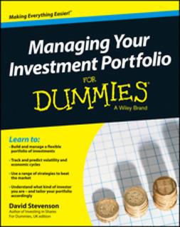 Stevenson, David - Managing Your Investment Portfolio For Dummies - UK, ebook
