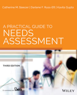 Gupta, Kavita - A Practical Guide to Needs Assessment, ebook