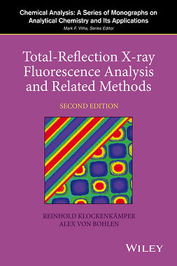 Bohlen, Alex von - Total-Reflection X-Ray Fluorescence Analysis and Related Methods, ebook