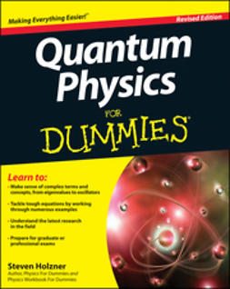 Holzner, Steve - Quantum Physics For Dummies, e-kirja