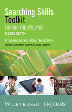 Br?n, Caroline De - Searching Skills Toolkit: Finding the Evidence, ebook